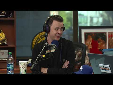 Actor Colin Hanks Reveals When He Realized His Dad Was Famous  The Dan Patrick   11317