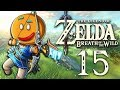 Let's Play Live #15 Zelda Breath of the Wild EXPERT (Sidon / Village Zora) [Bug ? Voir Commentaires]