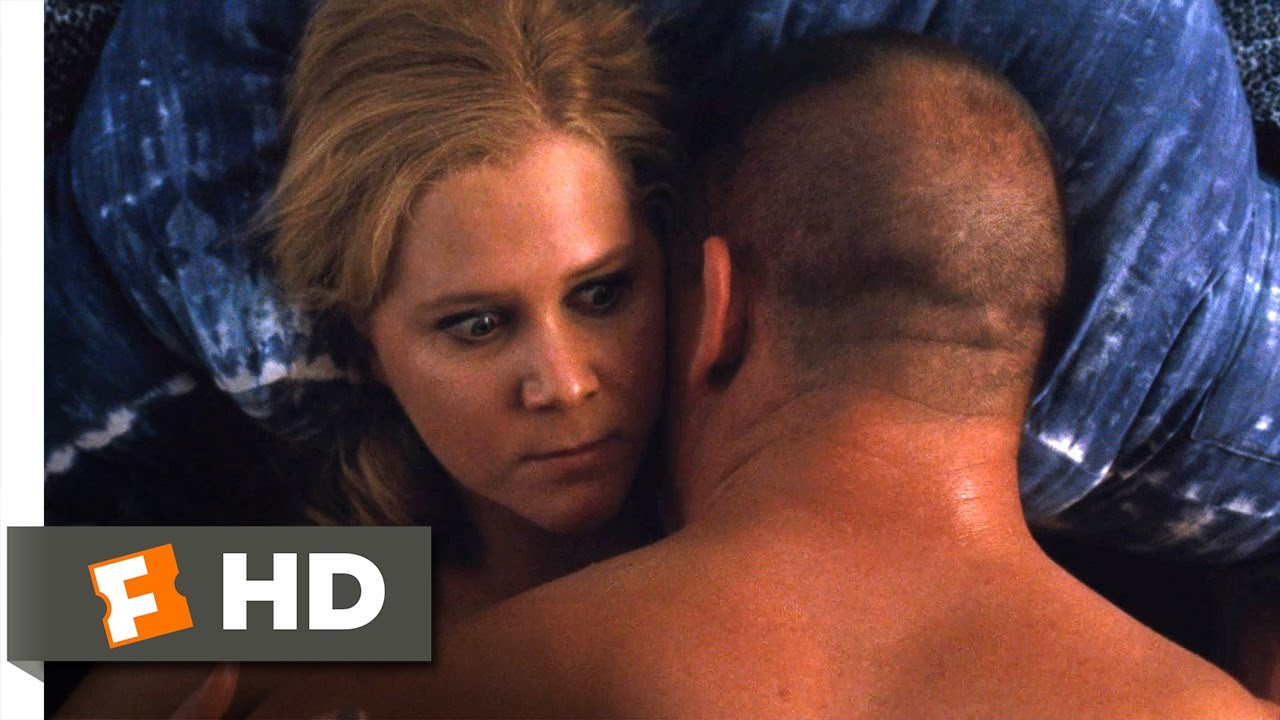 Amy Schumer Sex Video john cena explains why 'trainwreck' sex scene with amy