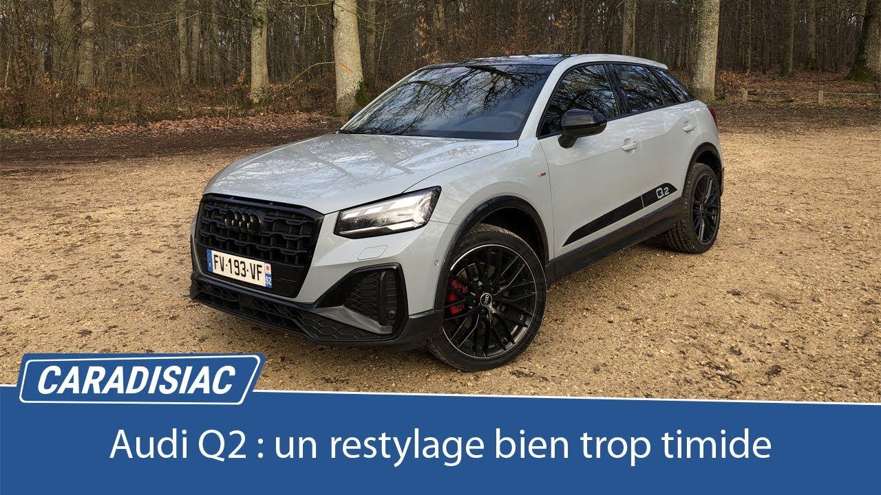 Download Essa- Audi Q2 (2021) : un restylage sur la retenue
