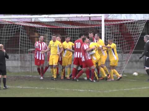 Camberley Town v  Frimley Green  (Dec 2014)