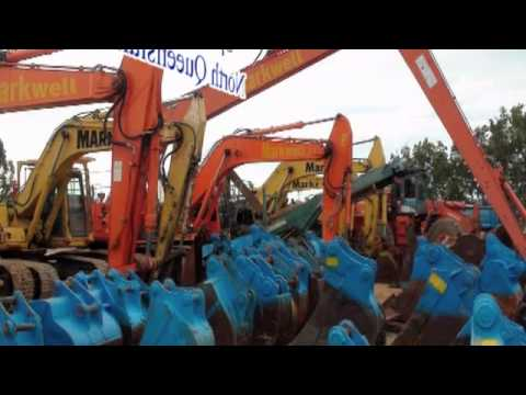 Markwell Group - Plant Hire