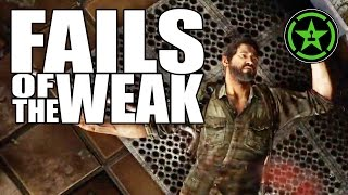 Fails of the Weak: Ep. 251 - Batman Arkham Knight, GTA V, The Last of Us, and More