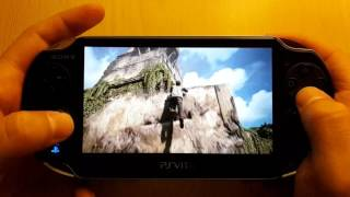 Uncharted 4 | PS Vita Gameplay | Remote Play