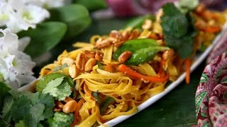 Яичная лапша по-тайски - Быстрые рецепты! - Готовим вместе