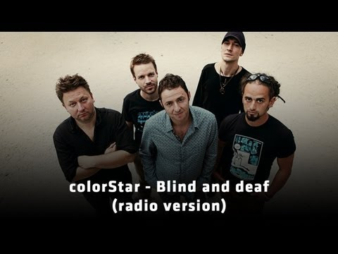 colorStar - Blind and deaf (radio version)