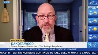 Trump Is Right -- Russia's Cheating On Open Skies Treaty | Lt. Col. Dakota Wood On Ctv