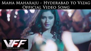 Maha Maharaju - Hyderabad to Vizag Official Video Song  | Vishal, Hansika | | Hip Hop Tamizha