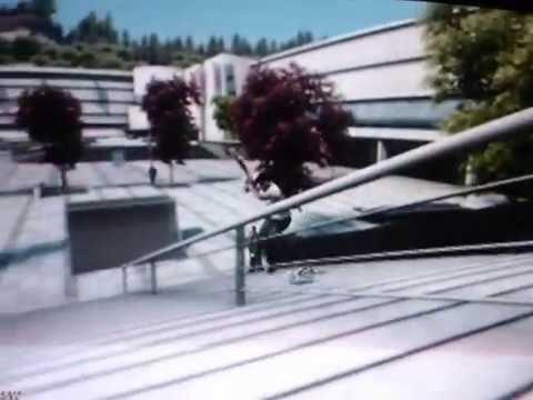 Skate 3 caidas de JABONSUSIO