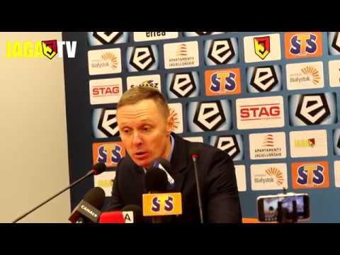 Ireneusz Mamrot po meczu z Koroną Kielce (12.12.2017)