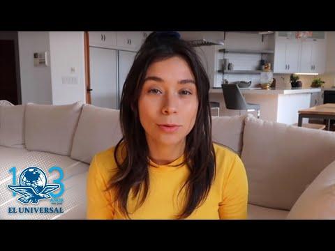 Youtuber Rawvana explica por qué come pescado