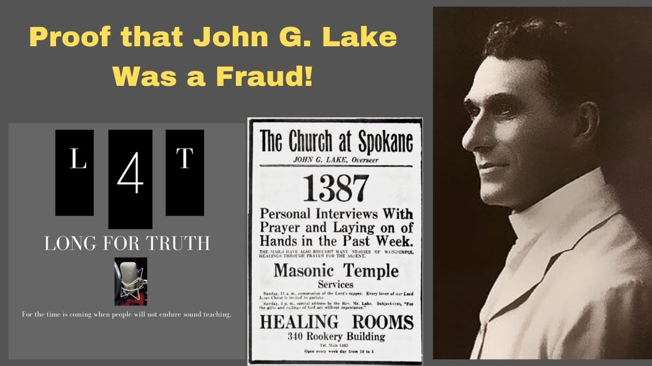 Ministries lake john prayer line g John G.