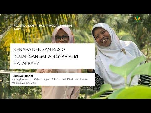 Kenapa Dengan Rasio Keuangan Saham Syariah?! Halalkah?