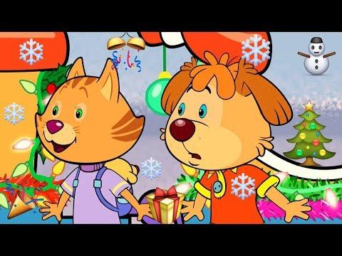 Мультфильм рождественское приключение