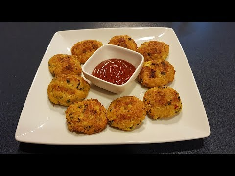 Leftover Fish Cakes/மீன் கட்லெட்