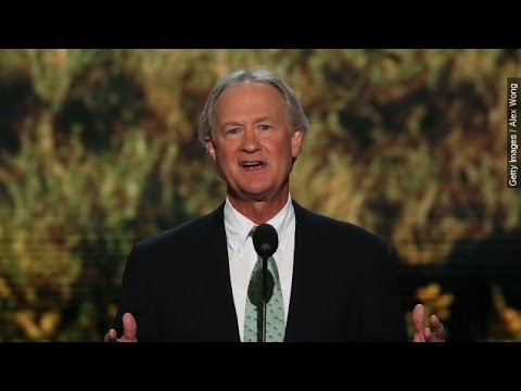 Clinton Critic Lincoln Chafee Announces Bid For Presidency