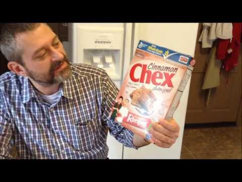 Cinnamon Chex Cereal Review