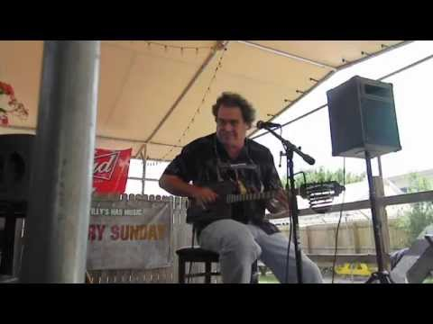 Cigar Box Guitar Open D Tuning Live at Tillys Tap Punta Gorda Florida