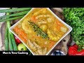 How To Make Jamaican Chicken Foot & Pumpkin Soup | Saturday Must | Lesson #91 | Morris Time Cooking