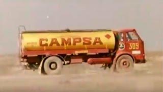 1978 Transporte Internacional de Mercancías Peligrosas tras desastre de Los Alfaques - Pegaso Campsa