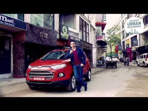 Discover Delhi with Ford EcoSport