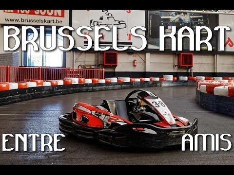 Brussels Kart entre amis 08/01/2016