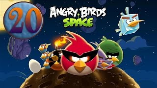 Angry Birds Space \\ #20 \\ Солнечная система