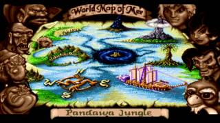 Pirates of Dark Water -- Original Sountrack (Sega Genesis)