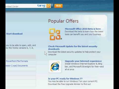 [Tutorial] Open  wps Files in MS Office 2003-2007