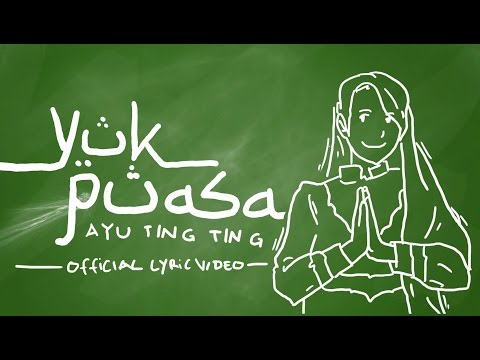 Ayu Ting Ting - Yuk Puasa (Official Lyric Video )