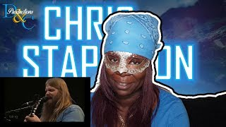 HE CAN SING!!   Chris Stapleton - Sometimes I Cry (Bing Lounge)   UK Reaction