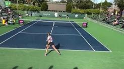 Eugenie Bouchard / Kayla Day - Newport Beach, CA WTA 125k (4k 60fps) 2019
