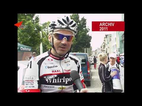 Z archivu  Cyklistický závod Okolo Mariánských Lázní