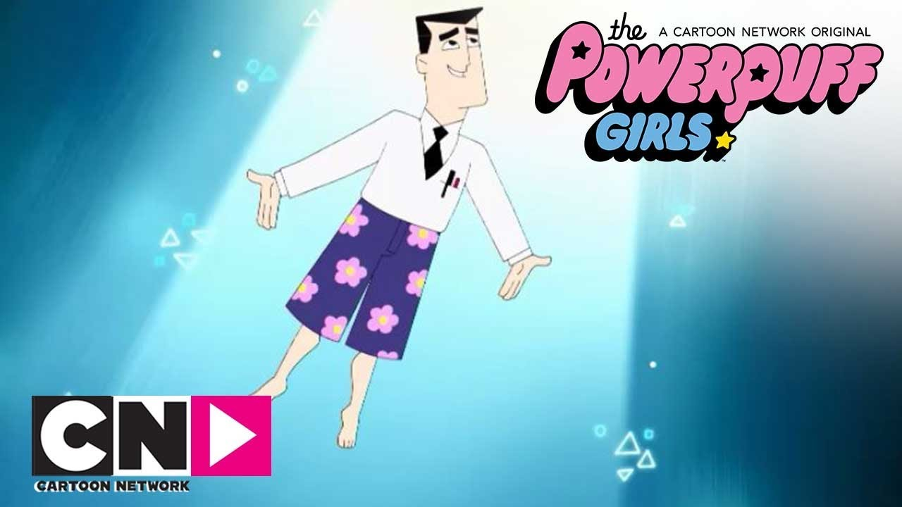 cdc1f9446d The Powerpuff Girls | Space Camp | Cartoon Network Africa - YouTube