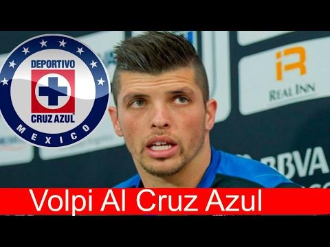 Cruz Azul Busca Intercambio Con Queretaro: Tiago Volpi Por Jorge Benitez