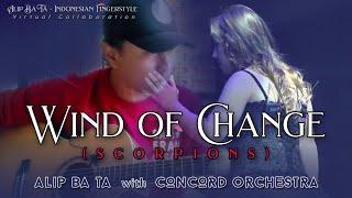 Download Lagu Alip Ba Ta - WIND OF CHANGE (Scorpions) collaboration with Concord Orchestra mp3
