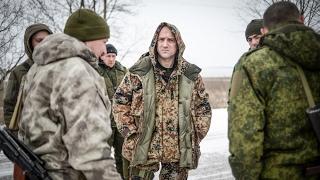 Военкор «Комсомолки» на Донбассе встретился с известным писателем, Захаром Прилепиным
