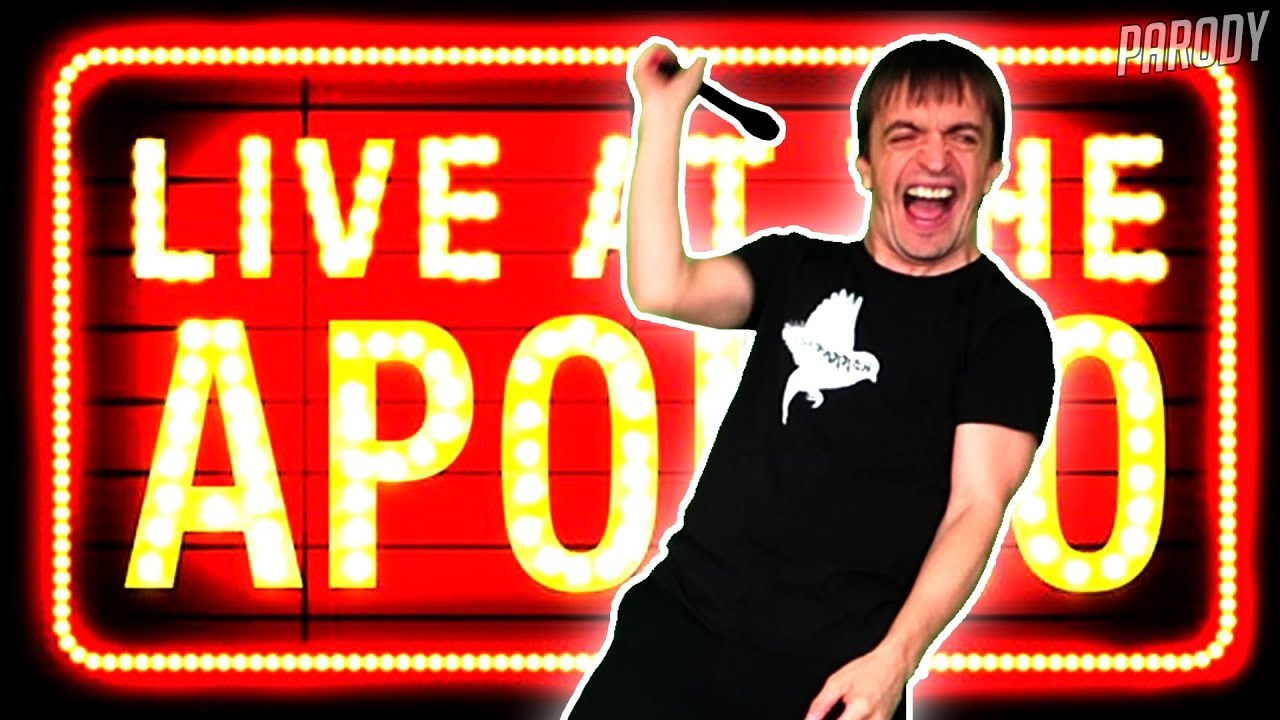 The funniest worst stand up at the LIVE AT THE APOLLO Comedy Show | (Parody)