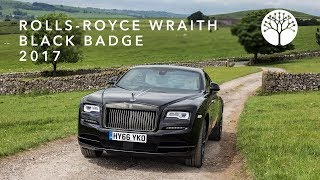 DRIVEN | Rolls-Royce Wraith Black Badge Edition Review