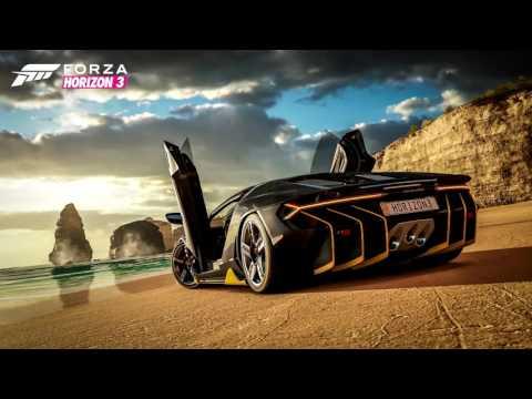 Forza Horizon 3 - Trailer Music Instrumental  (Wicked Game)(EPIC?) [4K UHD]