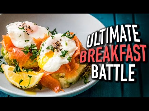 THE ULTIMATE BREAKFAST BATTLE