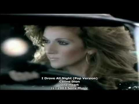 Celine Dion - I Drove All Night (Unreleased Version)