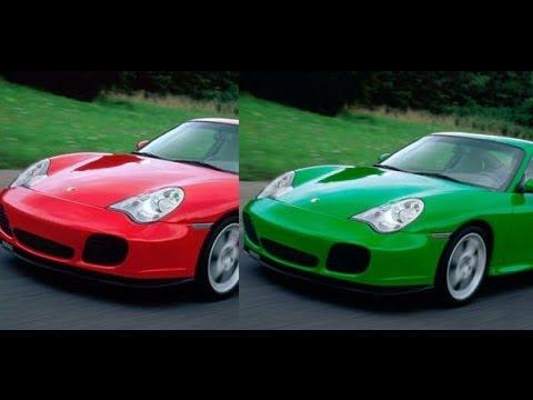 Пример цвета автомобиля