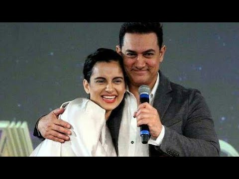 Aamir Khan Interview : Talks About Kangana Ranaut, Nepotism, Ranbir Kapoor, Mahira Khan | GQ Awards