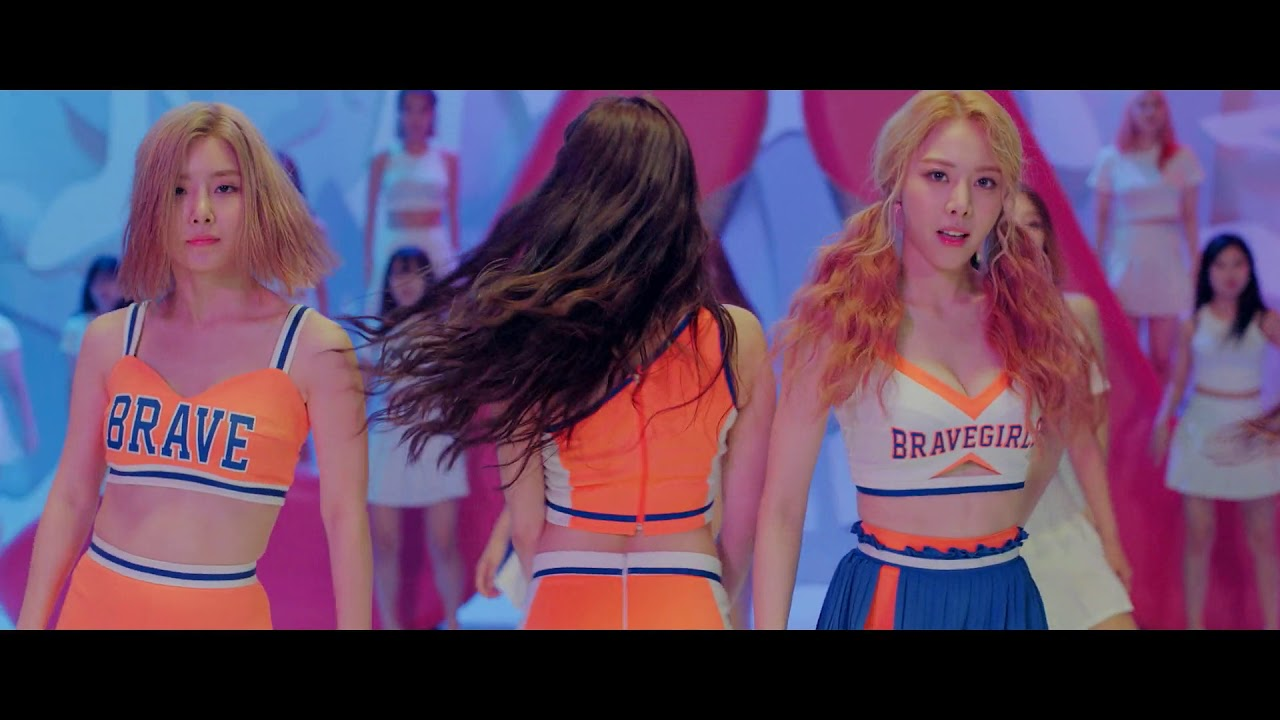 [MV] 브레이브걸스_'하이힐_(Dance ver.)'