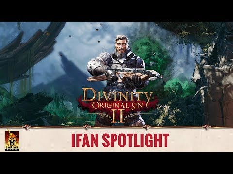 Divinity: Original Sin 2 - Spotlight: Origin Stories - Ifan