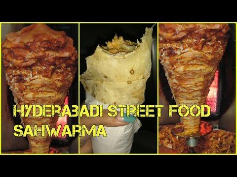 SHAWARMA  ||  STREET FOOD OF INDIA  || HYDERABADI ||