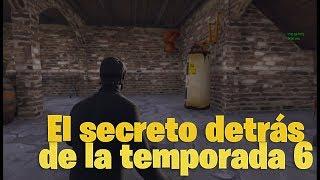 THE SECRET BEHIND FORTNITE SEASON 6 - THEORY -