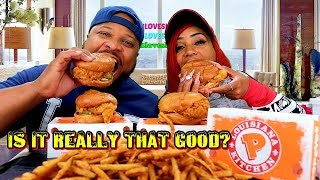 Is Popeyes Spicy Chicken Sandwich worth the Hype?