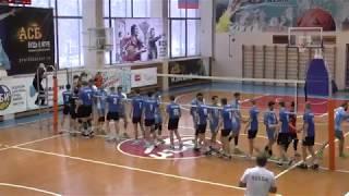 Студенческий волейбол   FullHD. ДГУ Махачкала и ДГТУ Ростов-на-Дону